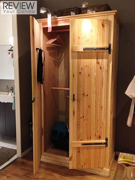 Ikea Chambre Fjell