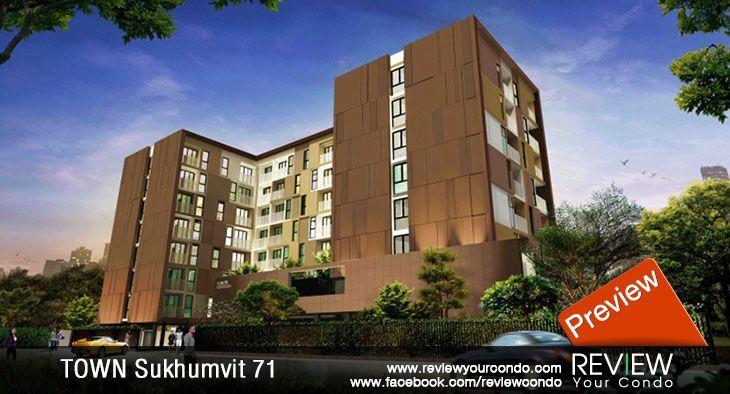 TOWN Sukhumvit 71 (PREVIEW)