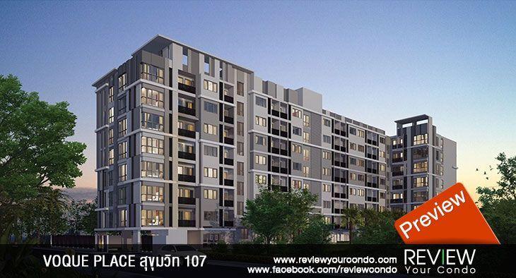 VOQUE PLACE Condominium สุขุมวิท 107 (PREVIEW)