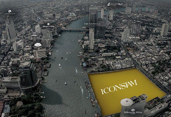 ICONSIAM บนพื้นที่ 50 ไร่