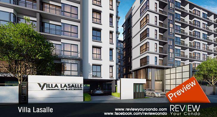 คอนโด Villa Lasalle สุขุมวิท 105 (PREVIEW)