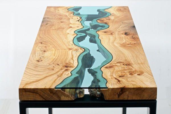 รีวิวคอนโด-review-your-condo-คอนโดติดรถไฟฟ้า-Did-You-Know-What's-new-โต๊ะไม้ลายแม่น้ำ-002
