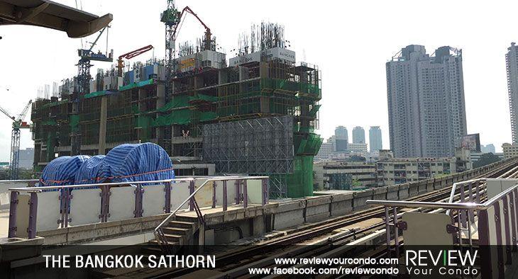 The Bangkok Sathorn (รีวิวทำเล)