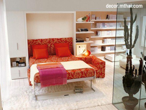 รีวิว-คอนโด-review-your-condo-คอนโดติดรถไฟฟ้า-Did-You-Know-Idea-ไอเดีย-แต่งห้อง-15ไอเดียแต่งห้องนอนเตียงพับได้-001