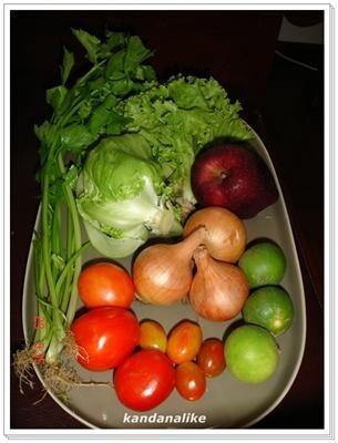 สูตรน้ำผักปั่น โดย ดร.รสสุคนธ์ พุ่มพันธ์วงศ์