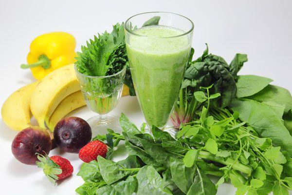 น้ำผักปั่นเพื่อสุขภาพดี รักษาโรค สูตรบ้านสุขภาพโดย ดร.รสสุคนธ์ พุ่มพันธ์วงศ์