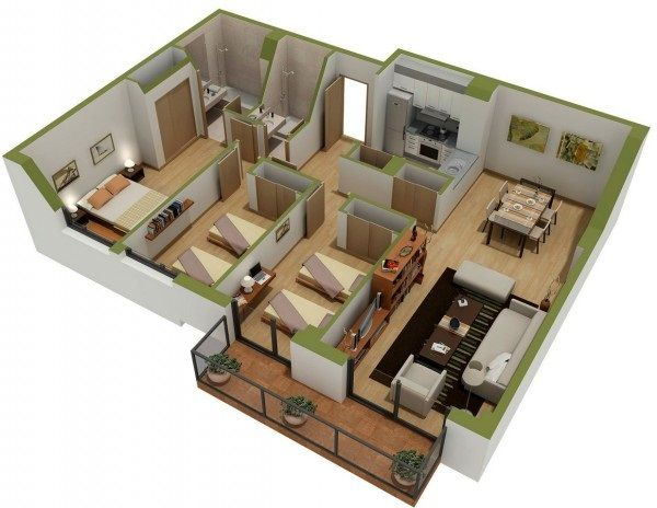 รีวิว-คอนโด-review-your-living-คอนโดติดรถไฟฟ้า-Did-You-Know-Idea-ไอเดีย-แต่งบ้าน-แปลนบ้าน3ห้องนอน-0018