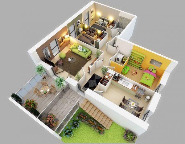 รีวิว-คอนโด-review-your-living-คอนโดติดรถไฟฟ้า-Did-You-Know-Idea-ไอเดีย-แต่งบ้าน-แปลนบ้าน3ห้องนอน-002