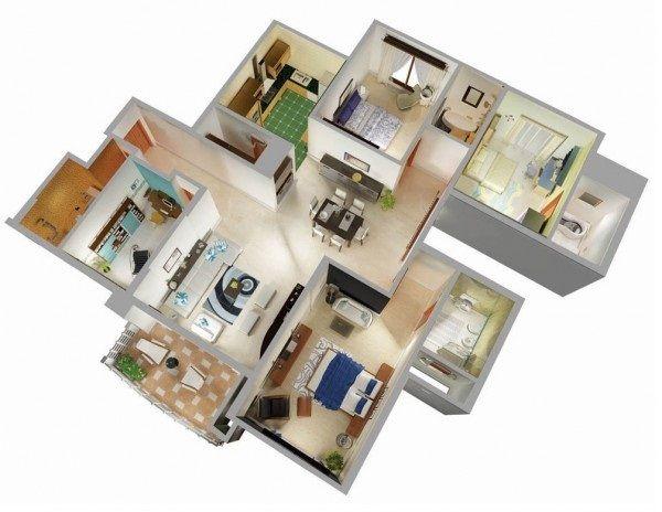 รีวิว-คอนโด-review-your-living-คอนโดติดรถไฟฟ้า-Did-You-Know-Idea-ไอเดีย-แต่งบ้าน-แปลนบ้าน3ห้องนอน-0022