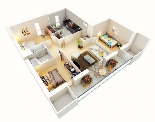 รีวิว-คอนโด-review-your-living-คอนโดติดรถไฟฟ้า-Did-You-Know-Idea-ไอเดีย-แต่งบ้าน-แปลนบ้าน3ห้องนอน-006