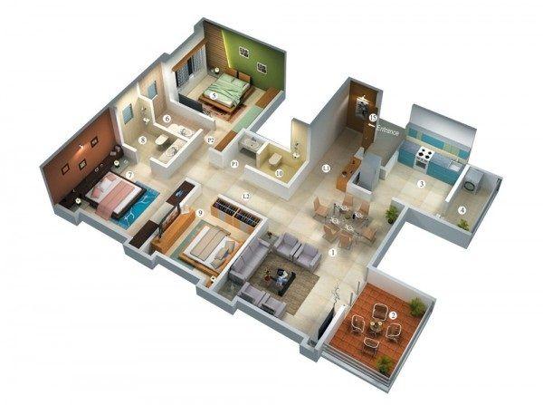รีวิว-คอนโด-review-your-living-คอนโดติดรถไฟฟ้า-Did-You-Know-Idea-ไอเดีย-แต่งบ้าน-แปลนบ้าน3ห้องนอน-007