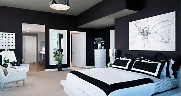 รีวิว-คอนโด-review-your-living-คอนโดติดรถไฟฟ้า-Idea-ไอเดีย-แต่งบ้าน-ห้องนอนโทนขาวดำ-003