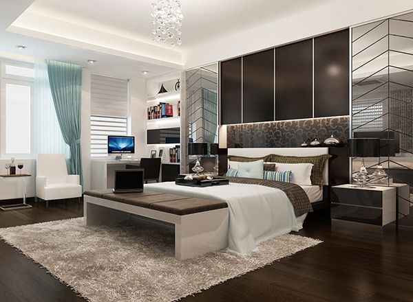 รีวิว-คอนโด-review-your-living-คอนโดติดรถไฟฟ้า-Idea-ไอเดีย-แต่งบ้าน-12ห้องนอนสวยช่วยผ่อนคลาย-008