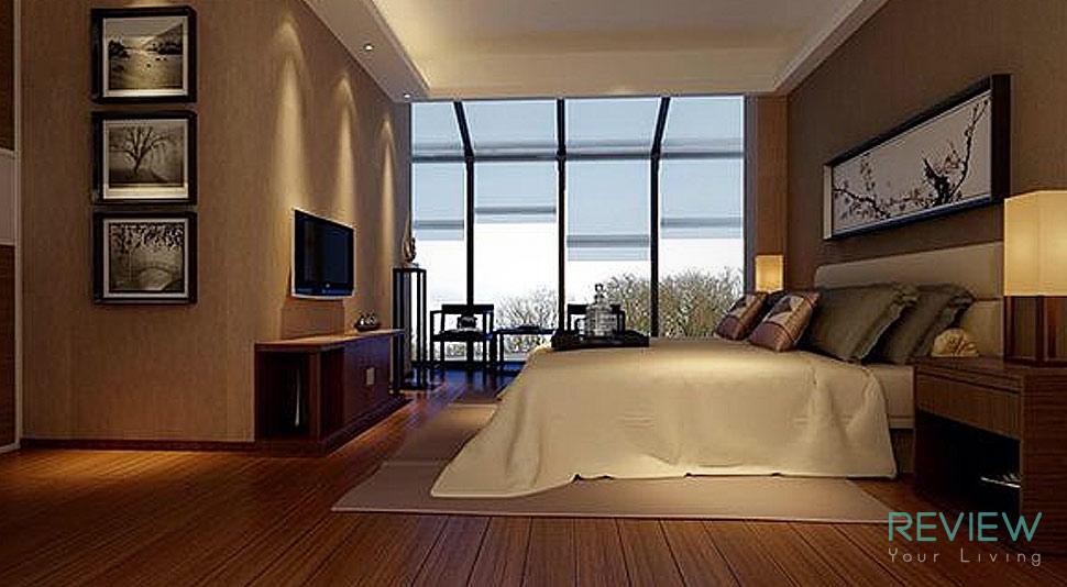 แบบห้องนอนสวยช่วยผ่อนคลาย หลับสบายพร้อมสำหรับวันใหม่