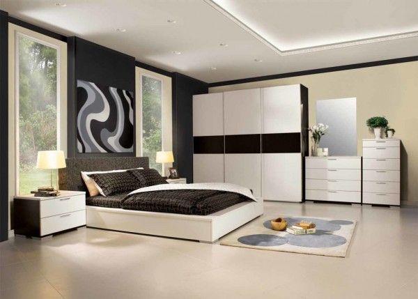 รีวิว-คอนโด-review-your-living-คอนโดติดรถไฟฟ้า-Idea-ไอเดีย-แต่งบ้าน-ห้องนอนโทนขาวดำ-004