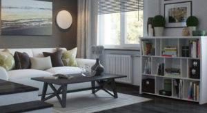 สตูดิโออพาร์ทเมนต์ ขนาด 37 ตร. ม. ออกแบบเพื่อชีวิตที่เรียบง่าย ทันสมัย