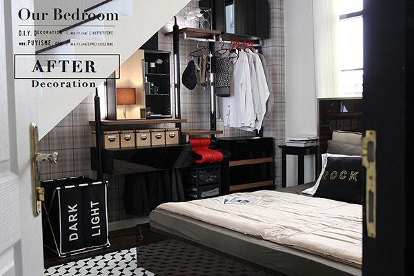 DIY Renovate ห้องนอน (3)