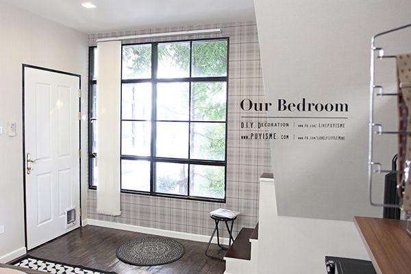 DIY Renovate ห้องนอน (36)