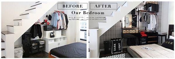 DIY Renovate ห้องนอน (38)