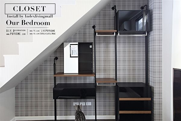 DIY Renovate ห้องนอน (8)