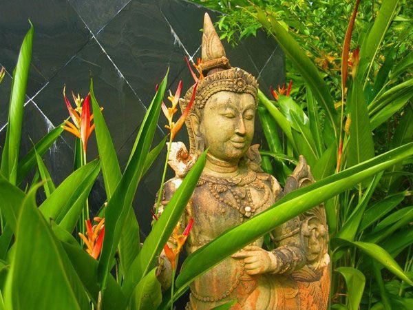 จัดสวนบาหลีในบ้าน 7 ไอเดียจัดสวนสำหรับเมืองร้อน (4)