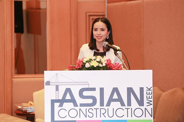 บรรยากาศภายในงาน Asian Construction Week 2016