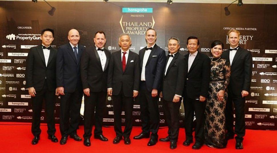 """ประกาศผลไทยแลนด์ พร็อพเพอร์ตี้ อวอร์ดส์ ครั้งที่ 11 """"แมกโนเลีย""""คว้ารางวัลสุดยอดบริษัทพัฒนาอสังหายอดเยี่ยม เปิดตัว Property Report Congress Thailand งานสัมมนาสำหรับผู้บริหารชั้นนำ"""