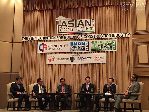 Asian Construction Week-2