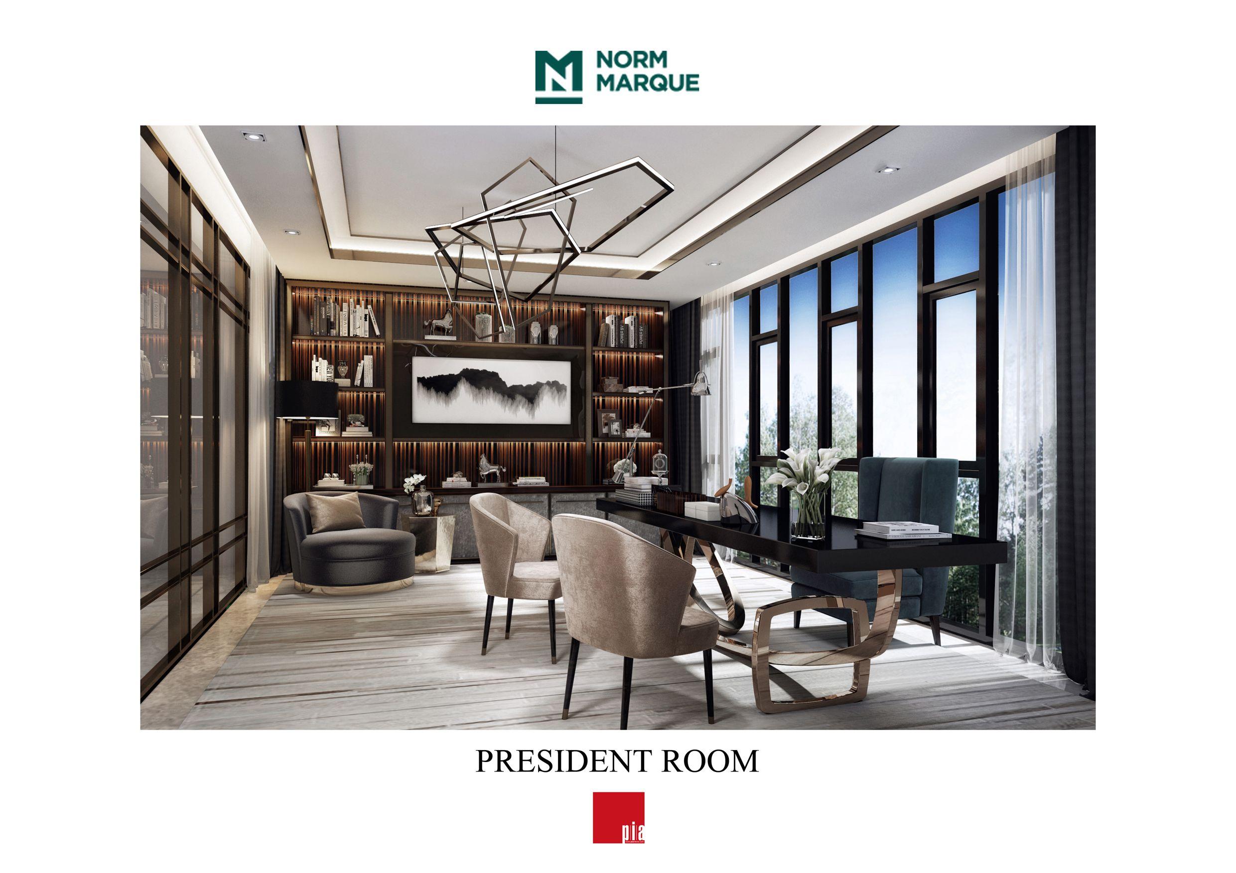president-room