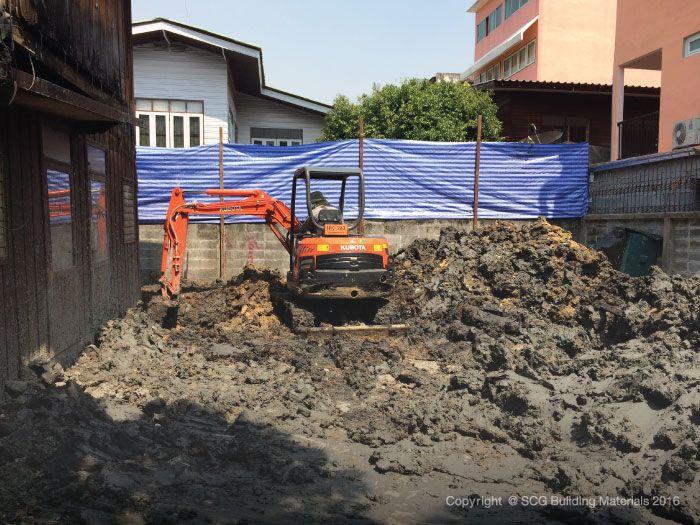งานวางผังอาคารขั้นตอนสร้างบ้านที่ต้องวางแผนให้ดี