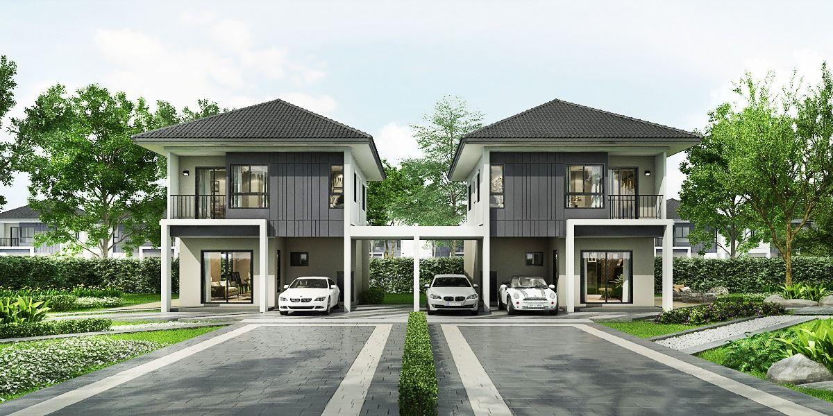 3 - Pleno Suksawas - Duplex House