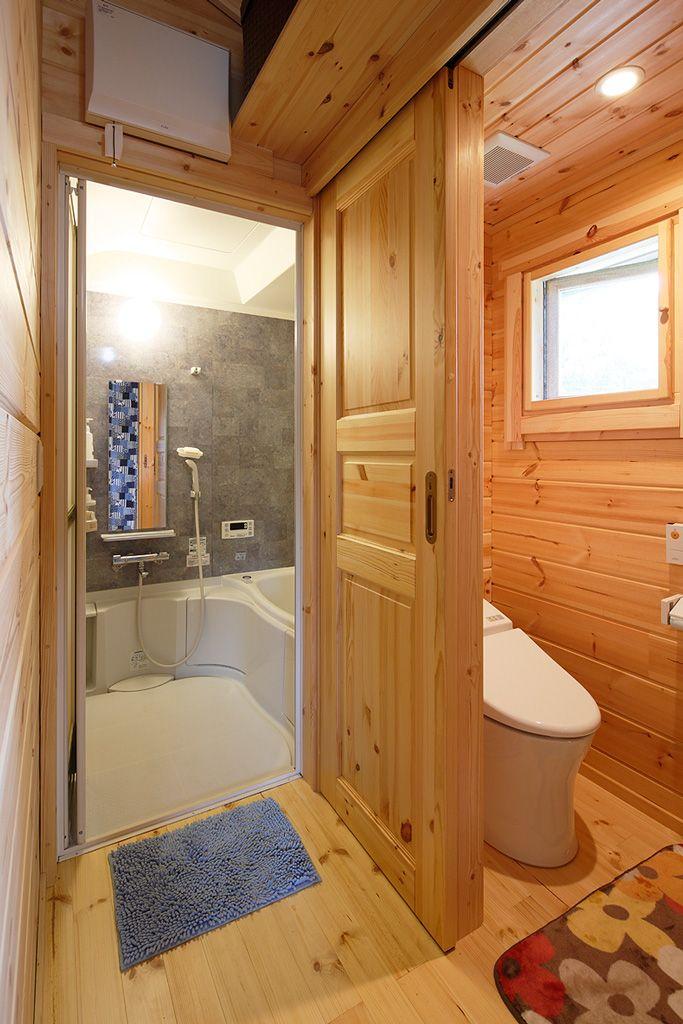 บ้านชั้นเดียว มีห้องน้ำในตัว