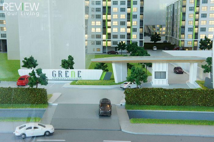 Grene Condo ดอนเมือง-สรงประภา
