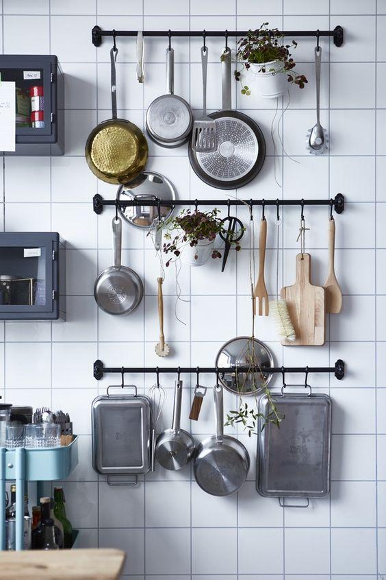 ไอเดียแต่งห้องครัวให้ใช้งานได้สะดวก