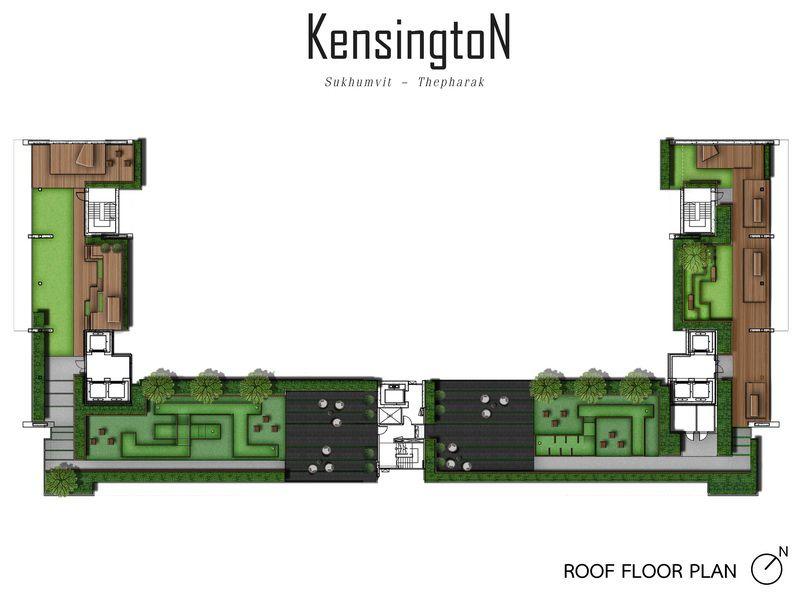KENSINGTON สุขุมวิท-เทพารักษ์