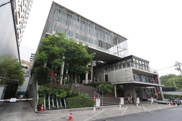 5 อาคารสถาปัตยกรรมดีไซน์เก๋ในย่านทองหล่อ