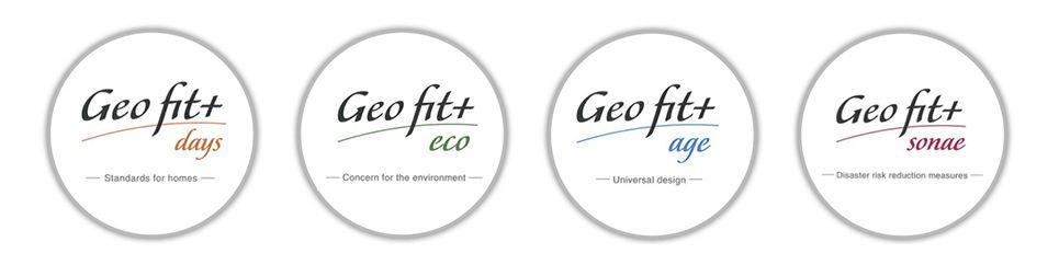 Geo Fit+ นวัตกรรมการออกแบบเพื่อไลฟ์สไตล์ที่แตกต่าง