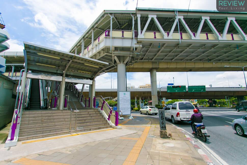 รีวิวคอนโด Whizdom Station Ratchada – Thapra