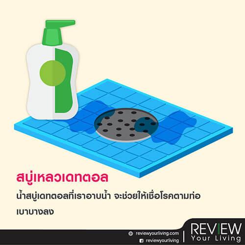 5 เคล็ดลับ วิธีดับกลิ่นห้องน้ำ วิธีง่ายๆ ที่ใครๆ ก็ทำได้
