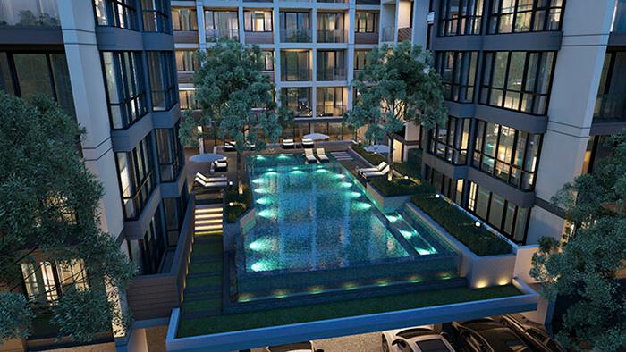 JRY Condominium Rama 9 (เจอาร์วาย คอนโดมิเนียม พระราม 9)