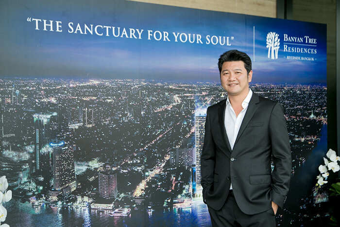 บันยันทรี เรสซิเดนซ์ ริเวอร์ไซด์ กรุงเทพ (Banyan Tree Residences Riverside Bangkok)