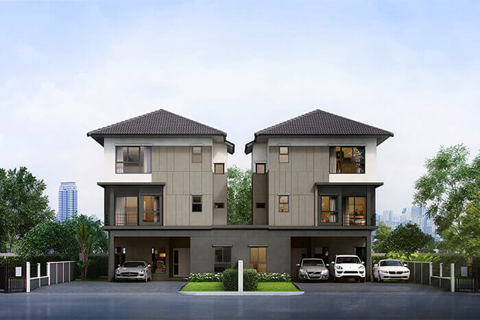 Baan Klang Muang Sathorn-Suksawat (บ้านกลางเมือง สาทร-สุขสวัสดิ์)