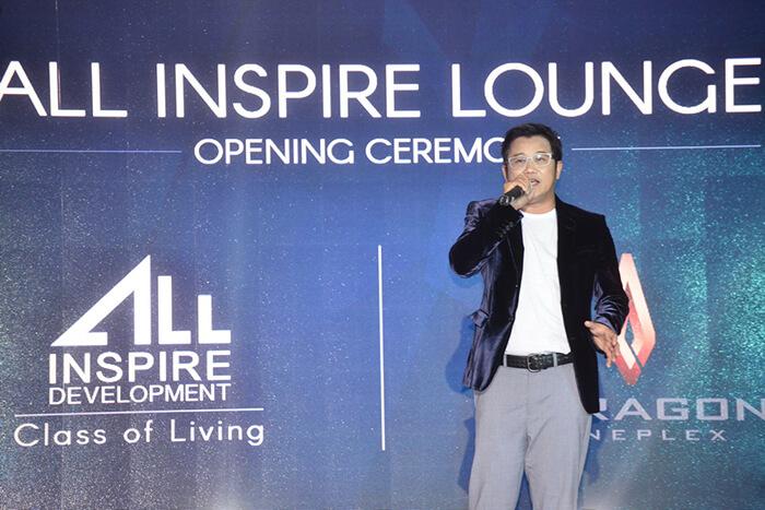 เปิดตัว ALL INSPIRE LOUNGE