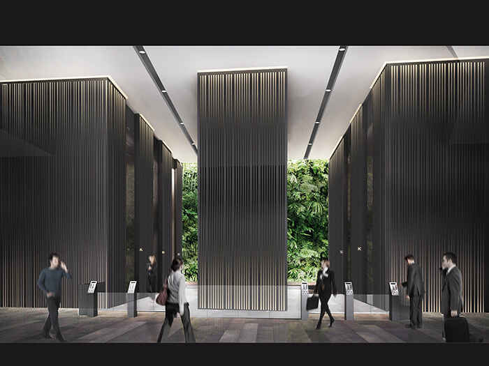 T-ONE (THE NEW AGE OF ELITE TERRITORY CBD OFFICE BUILDING)