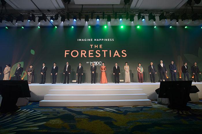 THE FORESTIAS