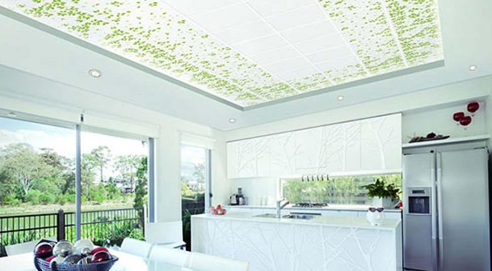 """เติมเสน่ห์เพิ่มสีสัน เนรมิตโฉมบ้านสวยใหม่ในพริบตา ด้วยแผ่นฝ้าพิมพ์ลายทีบาร์ เปเปอร์ทัช จาก""""ยิปซัม ตราช้าง"""""""