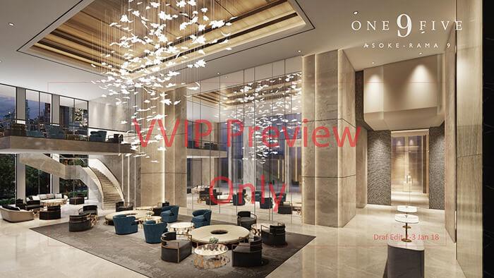 One 9 Five Asoke-Rama 9 (วันไนน์ไฟว์ อโศก-พระราม 9)