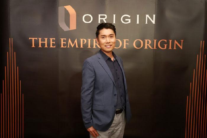 The Empire of Origin