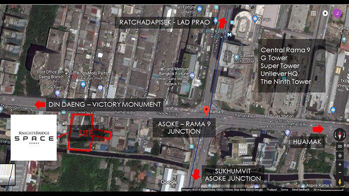 Knightsbridge Space Rama 9 - ไนท์บริดจ์ สเปซ พระราม 9 (PREVIEW)