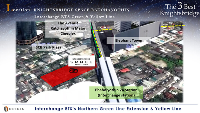 Knightsbridge Space Ratchayothin